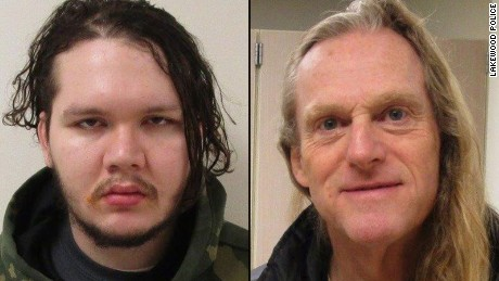Two men escape from psychiatric hospital
