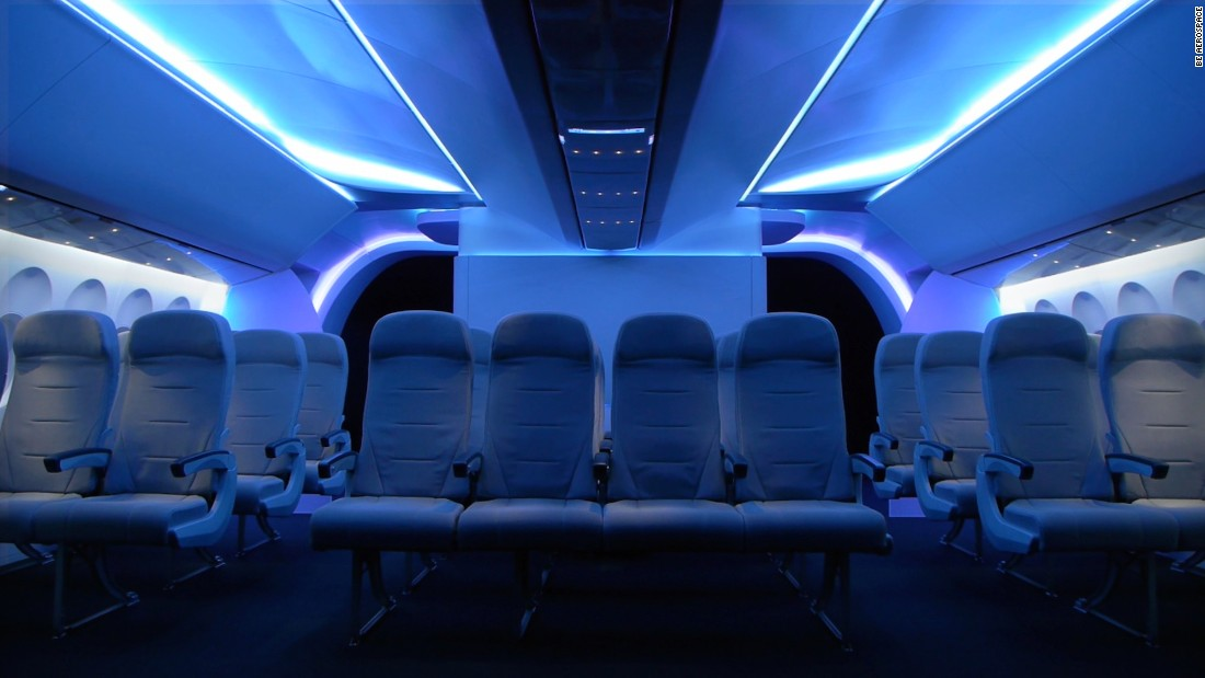 The winners of the 2016 Crystal Cabin Awards were announced in Hamburg, Germany on April 5. U.S. firm B/E Aerospace won the Cabin Systems award for its Viu LED lighting system. Flexible LED elements make it possible to illuminate almost every space in the cabin.