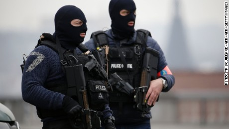 Paris terror suspect Mohamed Abrini arrested in Belgium