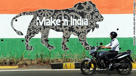 India's economy is booming -- can the infrastructure keep pace?