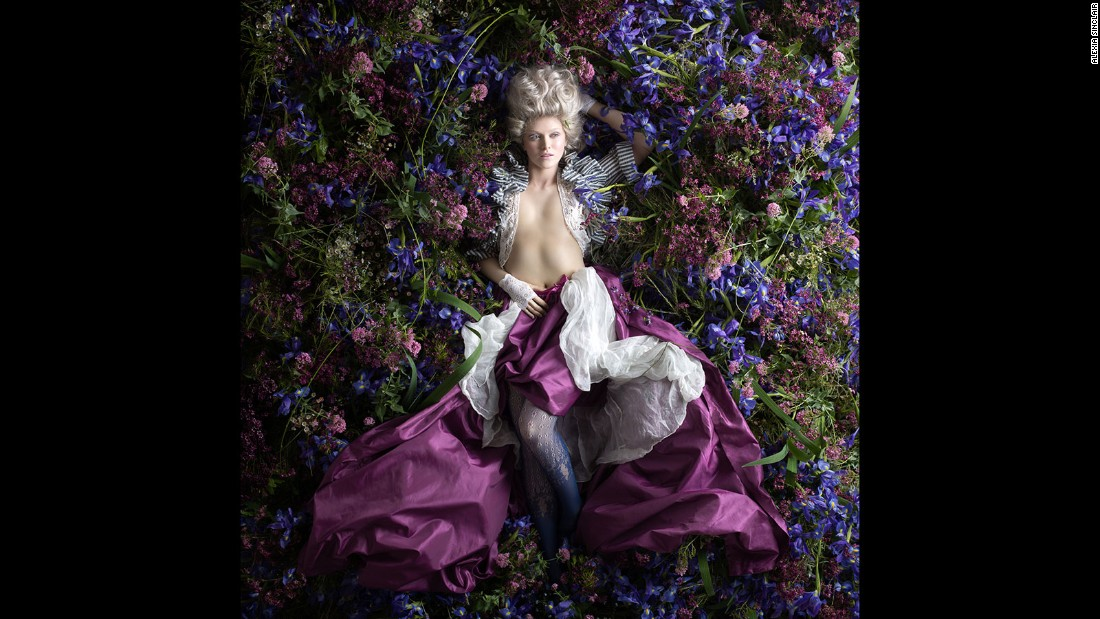 The Secret Garden, 2015 -- Rococo by Alexia Sinclair
