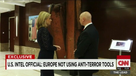 U.S. intel official Europe not using anti-terror tools brown dnt_00011112