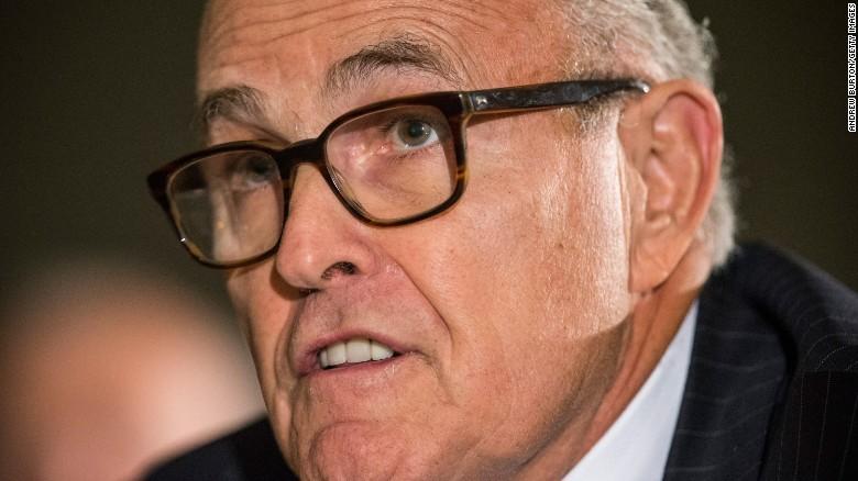 Giuliani: Black Lives Matter is racist
