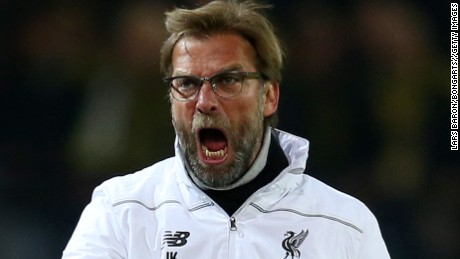 Jurgen Klopp's reaction says it all after Divock Origi put Liverpool ahead on his side's return to his former club Borussia Dortmund.