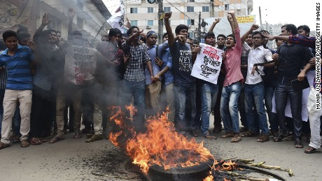Bangladesh's shameful response to religion critic killings