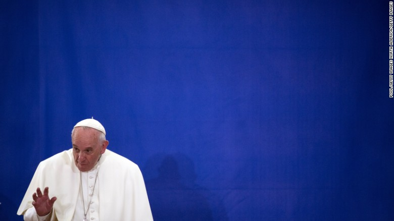 Pope wants more acceptance for gay, divorced Catholics