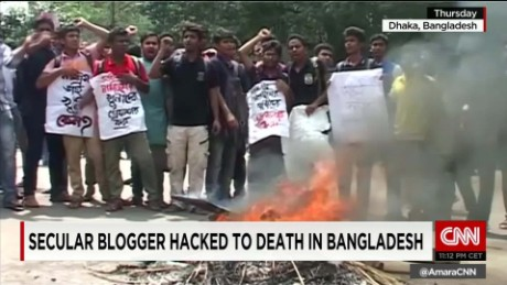Blogger Murdered in Bangladesh