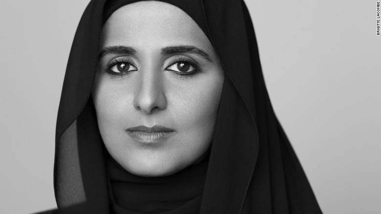 Sheikha Al Mayassa: 'Art has no boundaries'