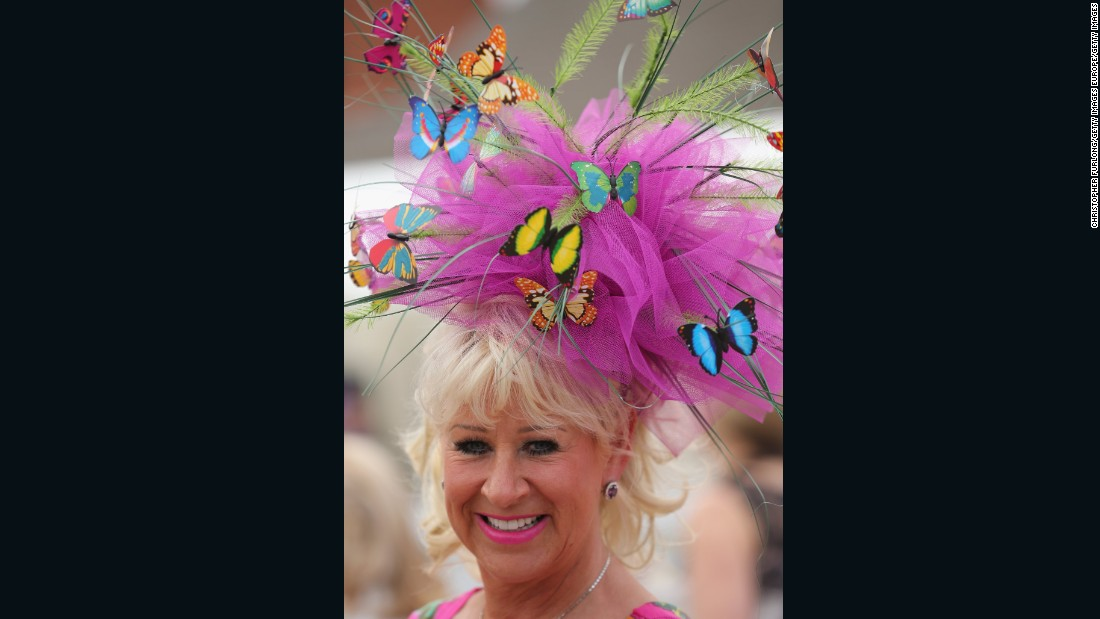 Fantastic fascinators!