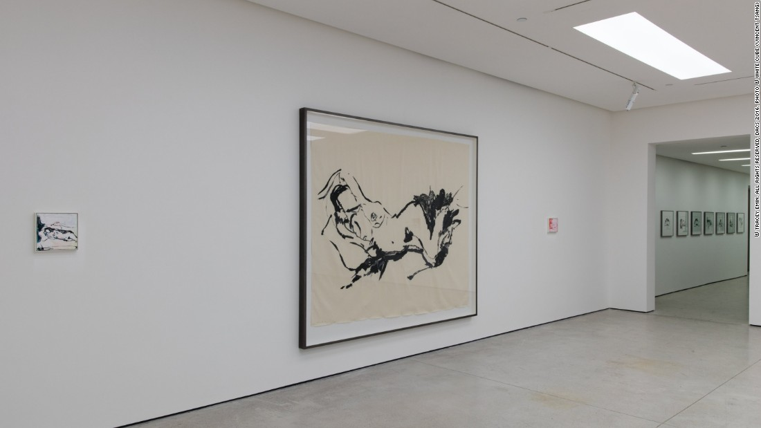 Tracey Emin, 'I Cried Because I Love You', White Cube Hong Kong, 21 March - 21 May 2016