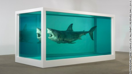 "Damien Hirst, ""The Immortal"" (1997 - 2005)"