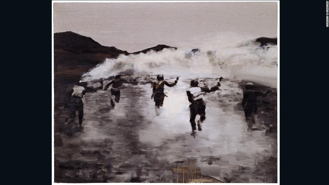 """Mist"", 2002."