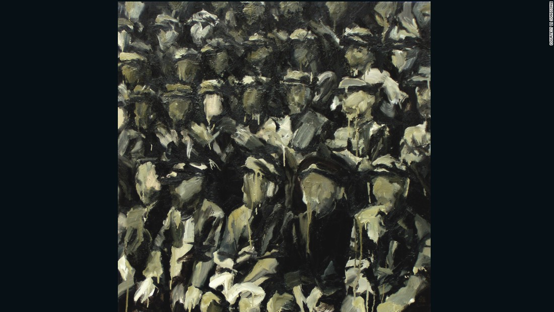 """Clapping"", 2001."