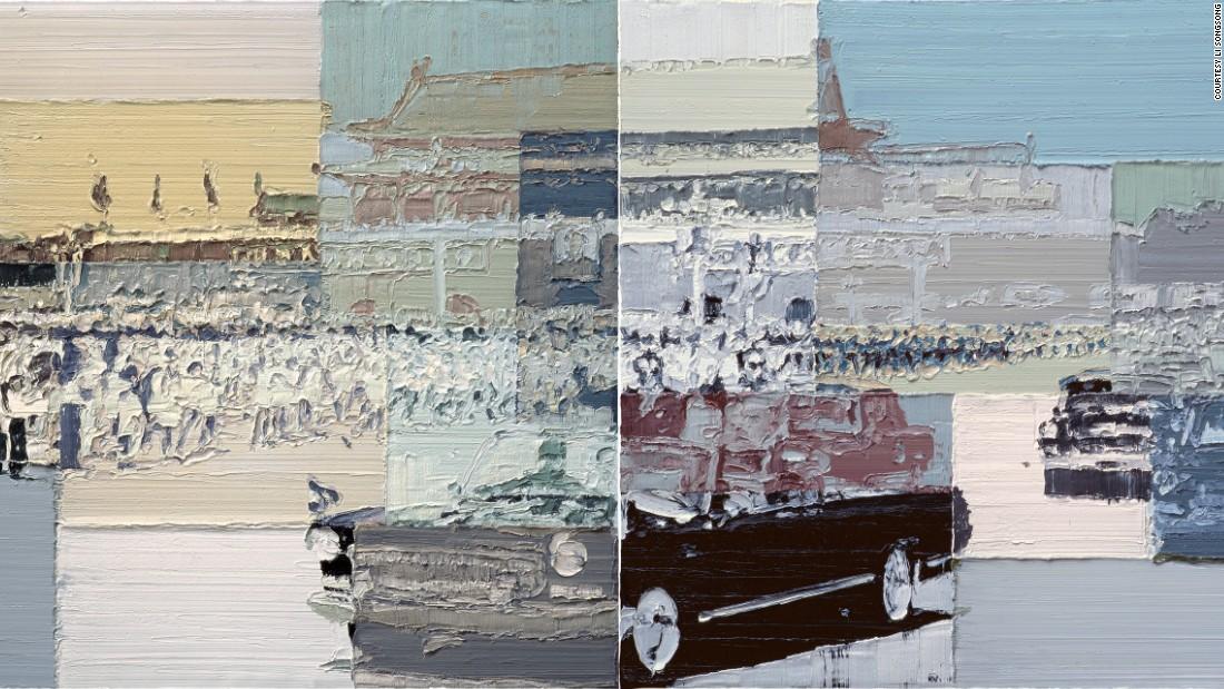 """""""Black Car"""", 2005."""
