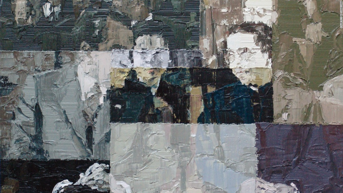 """Watching a Play"", 2004."