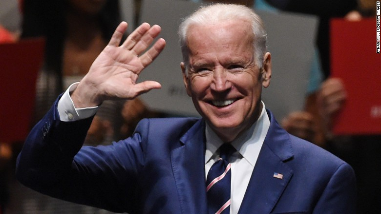 Joe Biden: 'I would have been the best president'