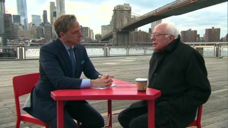 Sanders: Clinton 'condescending' to young voters