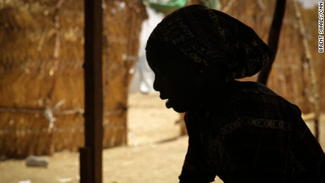 Fati was kidnapped in Nigeria in 2014 and taken to a Boko Haram camp in the Sambisa Forest.