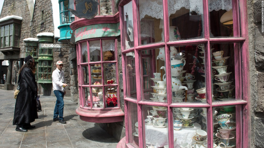 The Hollywood opening means Universal Parks & Resorts now has three Wizarding World of Harry Potter attractions. The Orlando version opened in 2010, while Universal Studios Japan -- located in Osaka -- welcomed its Wizarding World in 2014.