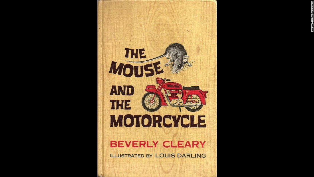 "Unlike other mice at the Mountain View Inn, Ralph wants a life of adventure. In 1965's ""The Mouse and the Motorcycle,"" Ralph gets more than he asked for when a young guest checks into the inn with a mini-motorcycle. Ralph just knows it was meant to be ridden by a mouse."