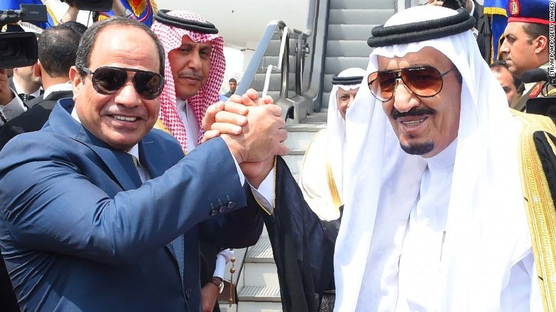 Anger over Egyptian-Saudi island deal