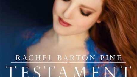 Barton Pine's 30th CD was released this month.