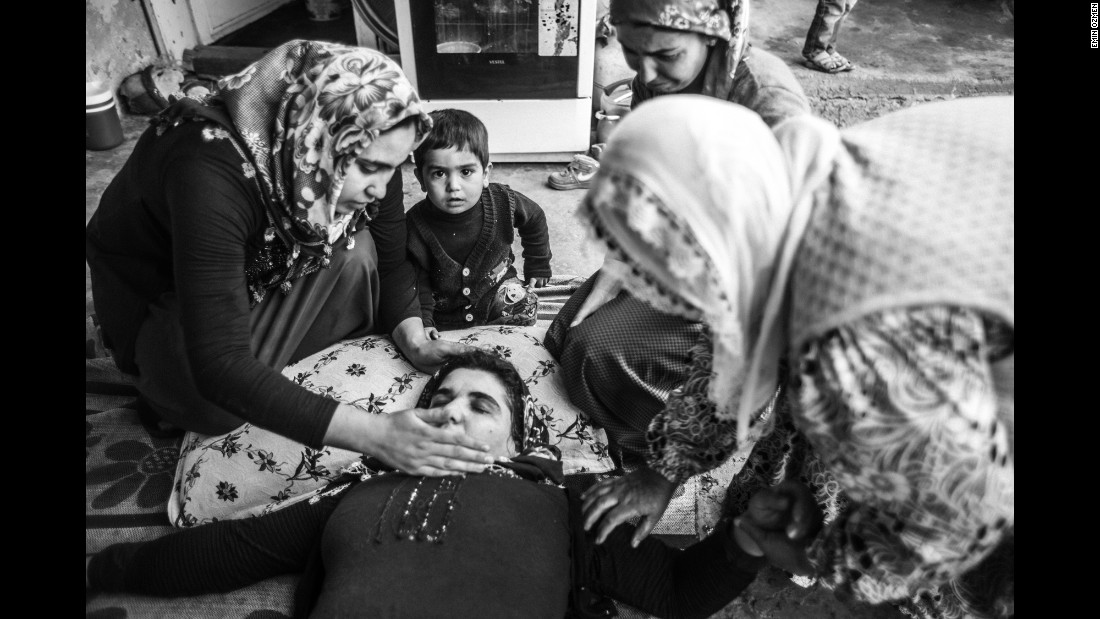 The violence has claimed lives on both sides -- and even civilians caught in the middle. Kasim, 17, was killed in Cizre, Turkey, in March.