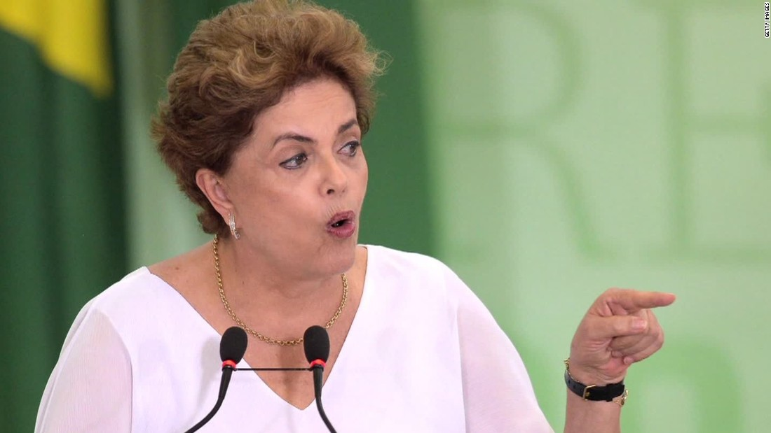 Another Brazilian party leaves Dilma Rousseff's coalition ...