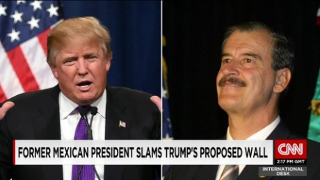 exp Former Mexican President calls Donald Trump a false prophet _00002001