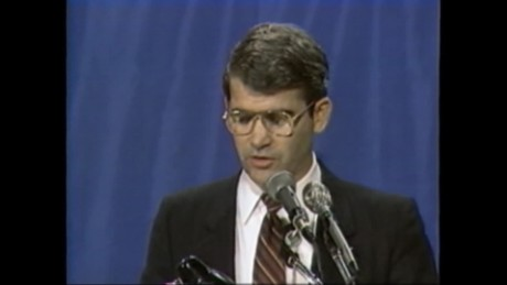 1986: Oliver North and the Iran-Contra scandal