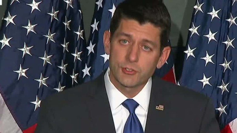 Paul Ryan: 'I do not want, nor will I accept' nomination