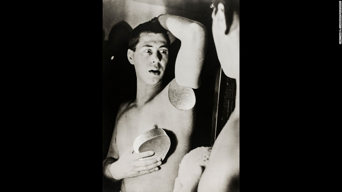 "Starting in the 1920s, avant-garde photographers from Europe began branching out from conventional styles, using new techniques to create surreal images reflecting the imagined and the inner self, while redefining the world around them. The <a href=""http://www.museum-bellerive.ch/en/"" target=""_blank"">Museum Bellerive</a>, Zurich is exhibiting over 200 of these rare photographs in ""<a href=""http://www.museum-bellerive.ch/en/exhibitions/realsurreal/"" target=""_blank"">Real Surreal</a>."" Running until July 24, it brings together the likes of Herbert Bayer and Grete Stern to provide a window into a period of rapid innovation within photography, when suddenly anything could be captured by the camera lens -- even the impossible.<br /><strong><br />Pictured above:</strong> ""Self-Portrait"", Herbert Bayer, 1932."