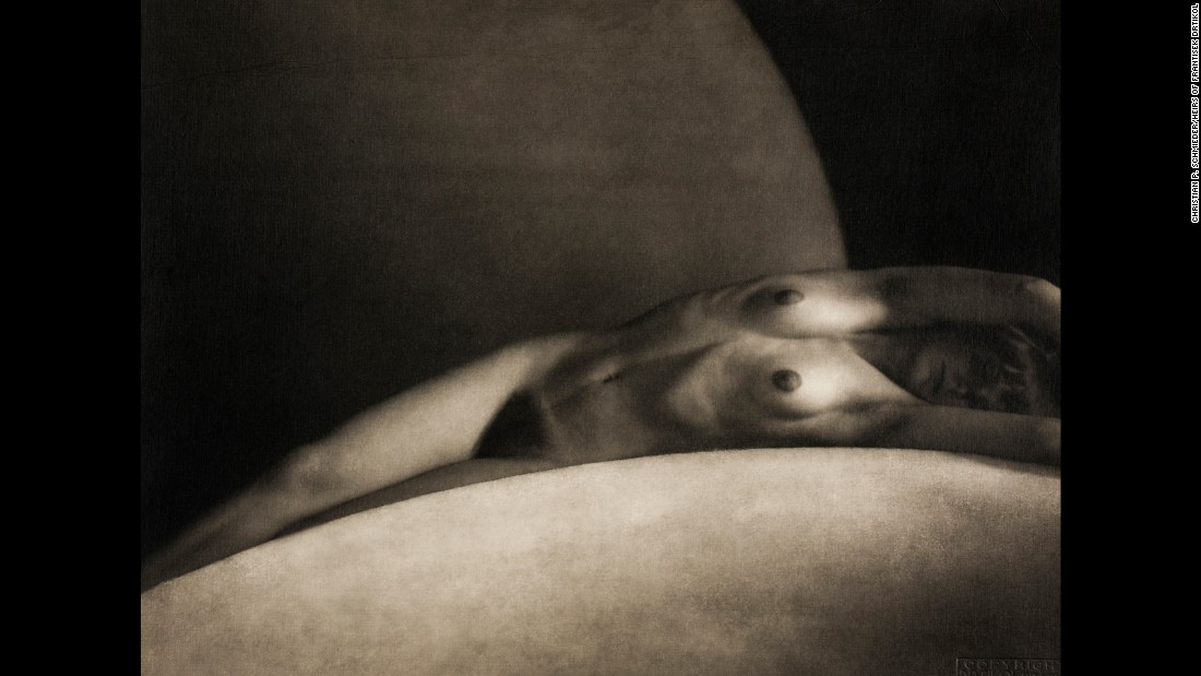 Czech photographer and exponent of the avante-garde, František Drtikol was known for his nudes, usually posed highly unconventionally, disrupting our expectations of how the human form should appear in art.