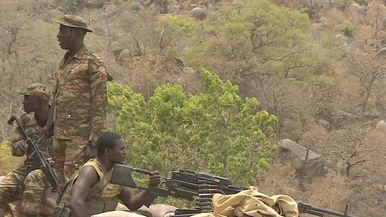 Boko Haram turning girls into weapons