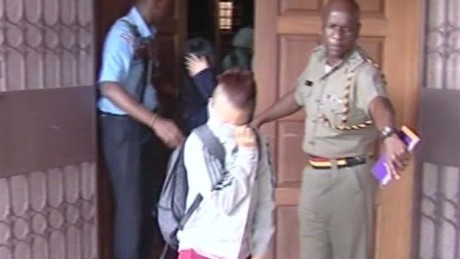 Kenya deports Taiwanese citizens to China