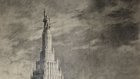 Still on the drawing board: The greatest buildings that never were