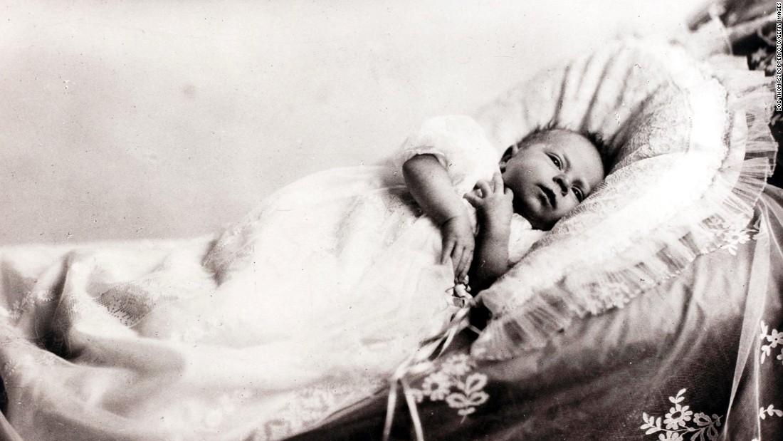 Princess Elizabeth in 1926.