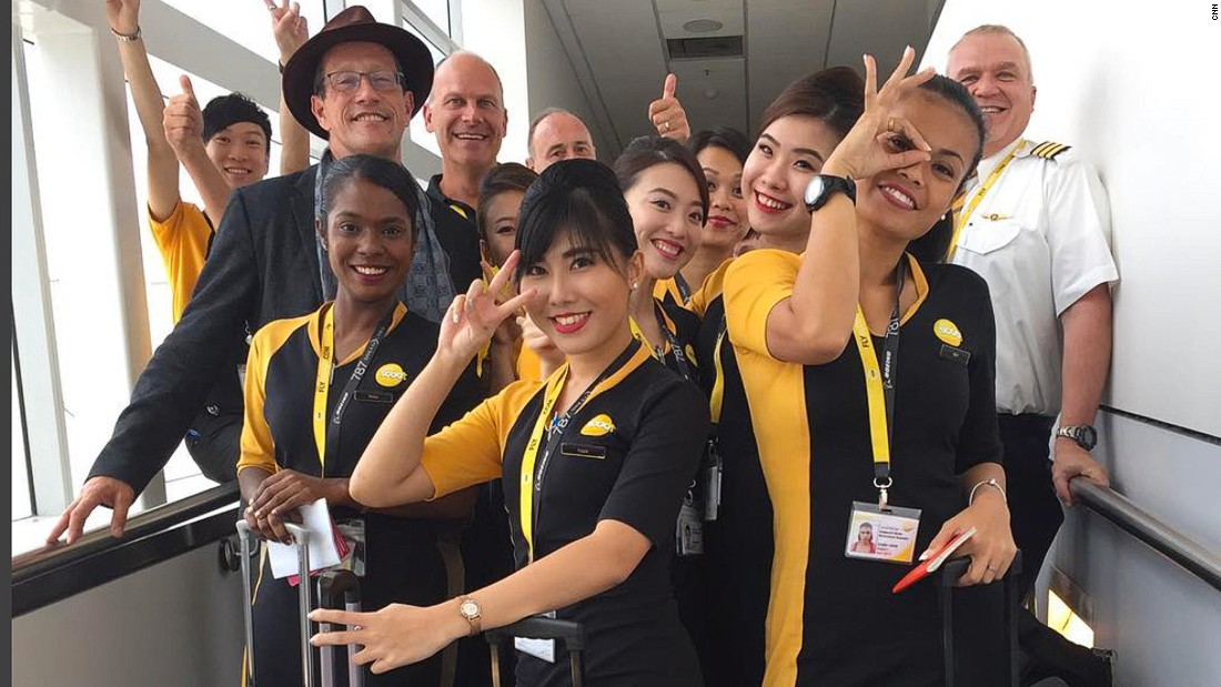 "Singapore Airlines owns low-cost carrier Scoot, which was awarded for Value and Safety in Low-Cost Airlines (Asia). CNN's Richard Quest (pictured left, in hat) flew with them during his budget <a href=""/2016/04/14/aviation/business-traveler-round-the-world-quest/index.html"" target=""_blank"">round-the-world trip</a> in 2016."