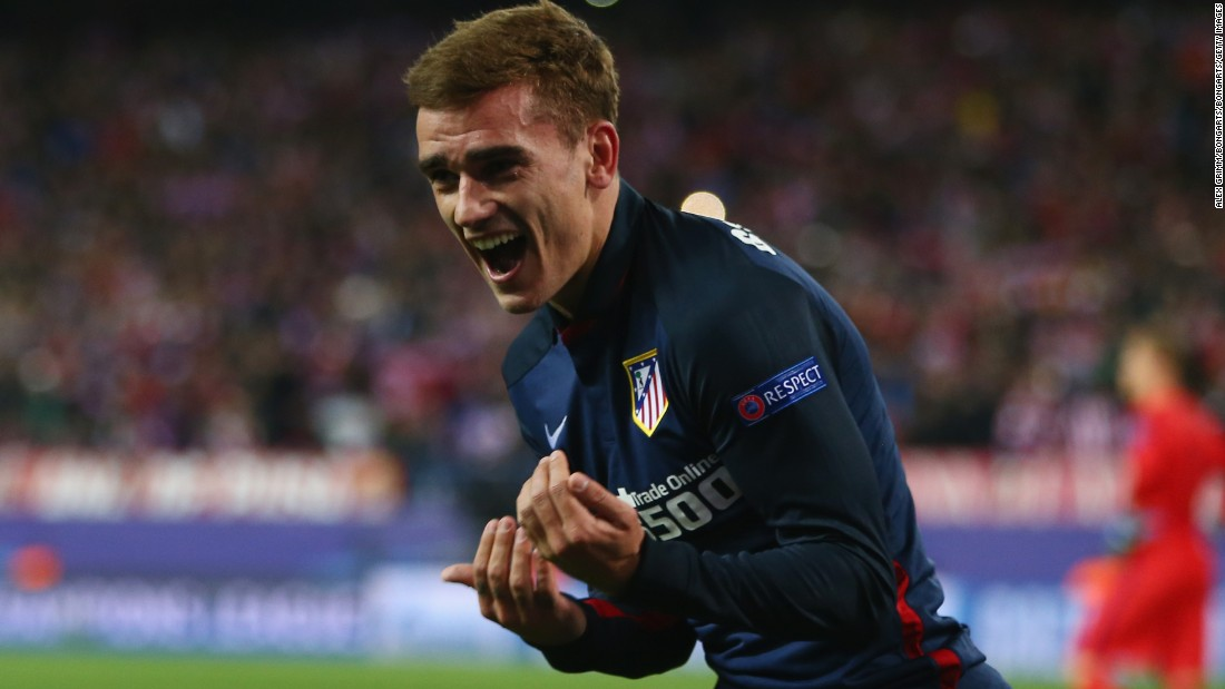 Antoine Griezmann and Atletico stand in their way. Diego Simeone's team is a highly-organized, efficient outfit -- an ominous prospect for any opposition.