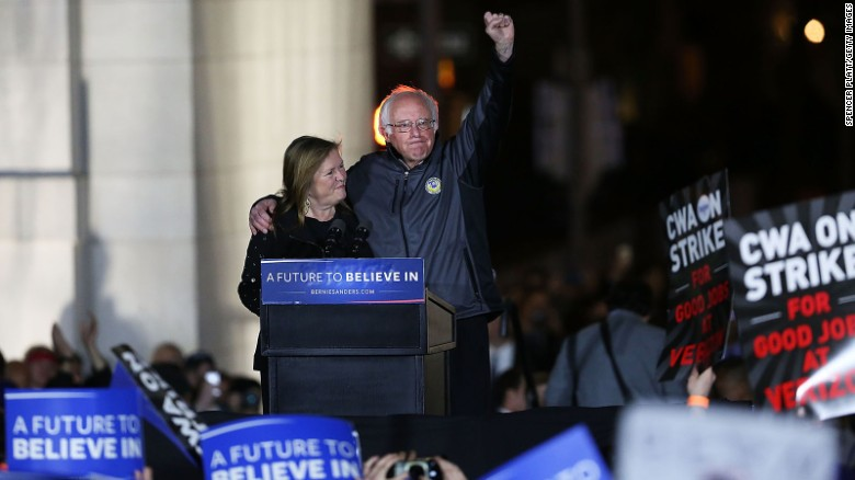 Bernie Sanders condemns supporter's 'whore' comment