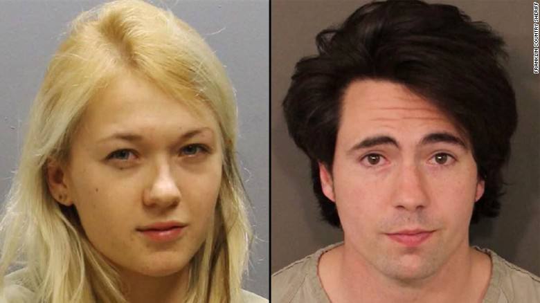 Ohio woman accused of live-streaming rape on Periscope