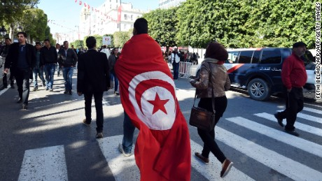 Why Tunisia's success story risks falling apart