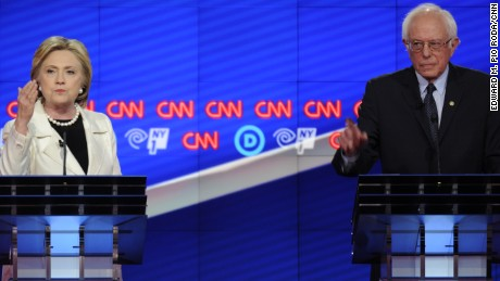The most memorable lines from the Democratic debate in Brooklyn