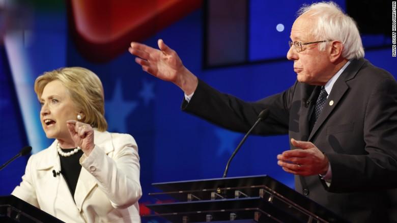 CNN vets Sanders, Clinton on minimum wage