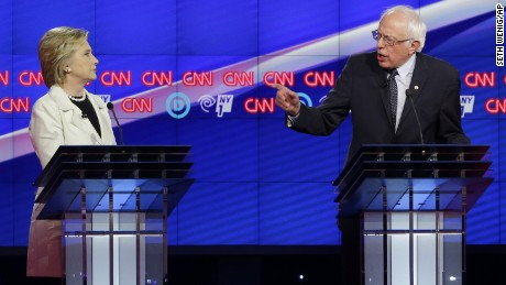 Clinton and Sanders supporters can't stand each other