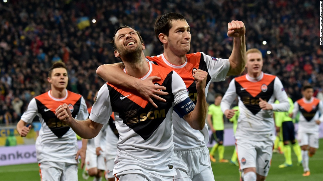 Shakhtar saw off SC Braga to advance to this stage. The Ukrainian side was the winner of the competition in the 2008-09 season. Can it replicate that feat this year?