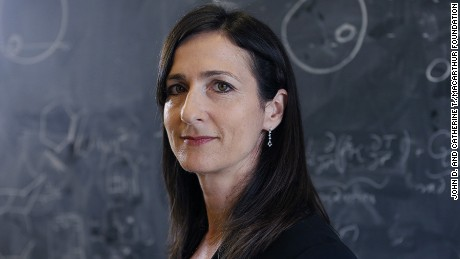 "Sara Seager is on a quest to find all of the ""Earths next door"""