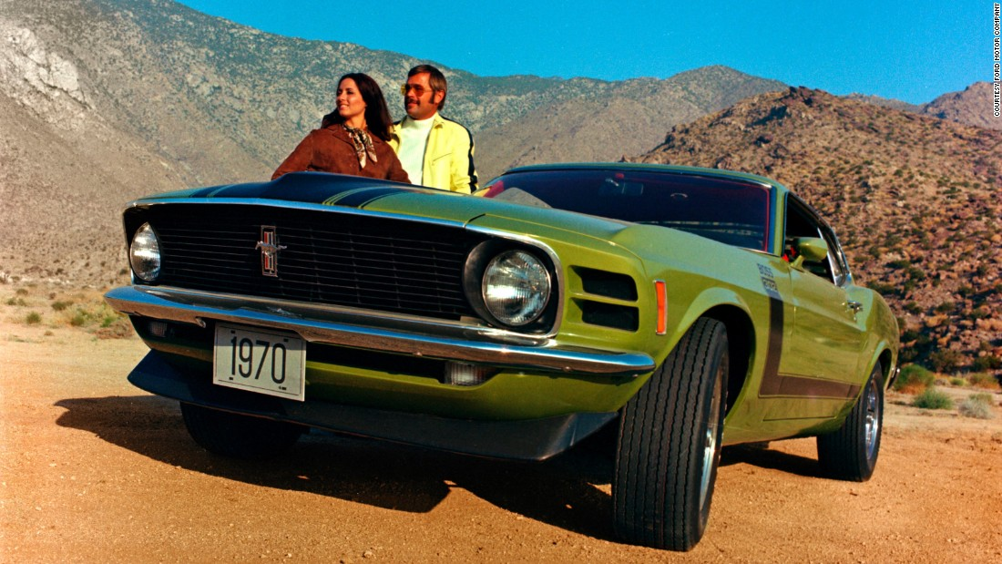 This 1970 Ford Mustang Boss 302 looked brutal, but was beginning to pile on the pounds.