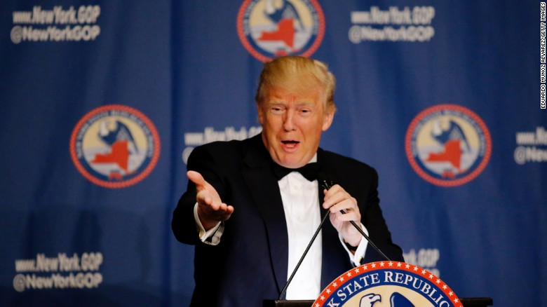 Trump: I may or may not oust RNC chair