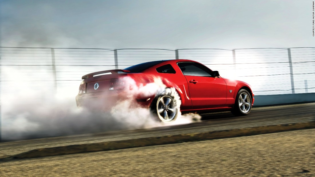 In 2009, the Ford Mustang celebrated its 45th birthday.